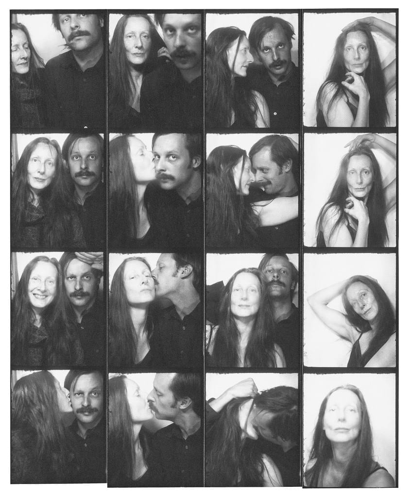 Me and Mom in Photo Booth, 2008, © Leigh Ledare