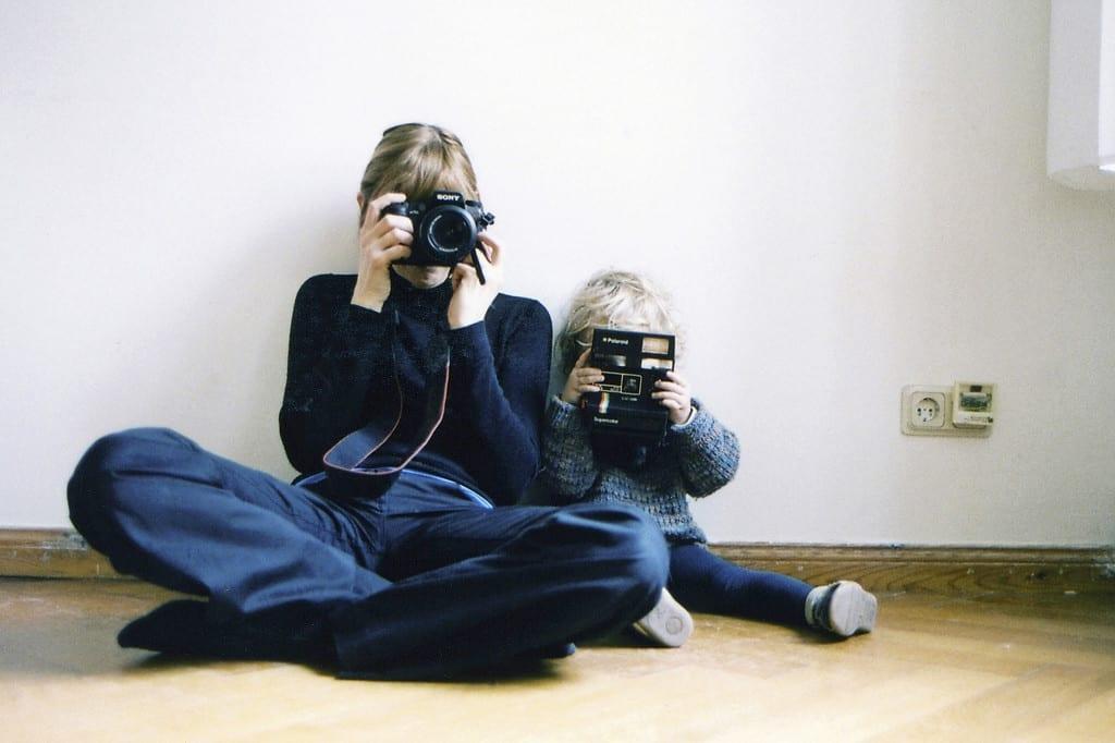 Untitled (2 photographers), 2008 © Fred Hüning