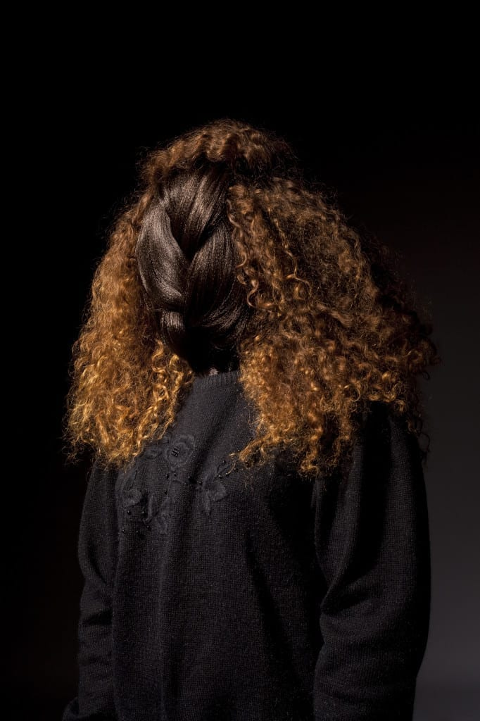 From the series When the Hair Grows © Magdalena Kmiecik