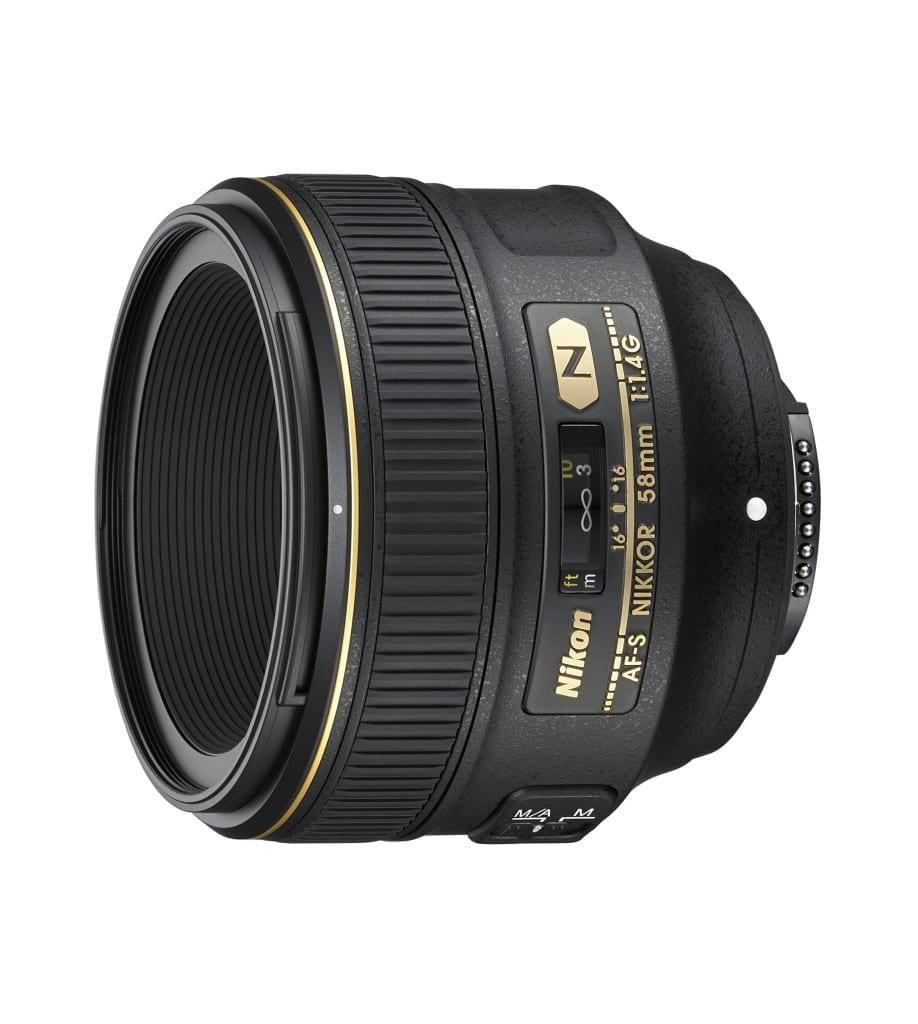 Nikon AFS 58 1.4G