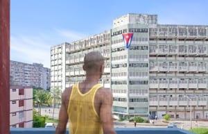 Reparto Camilo Cienfuegos #1, La Havane, Cuba, 2012 © Alban Lecuyer