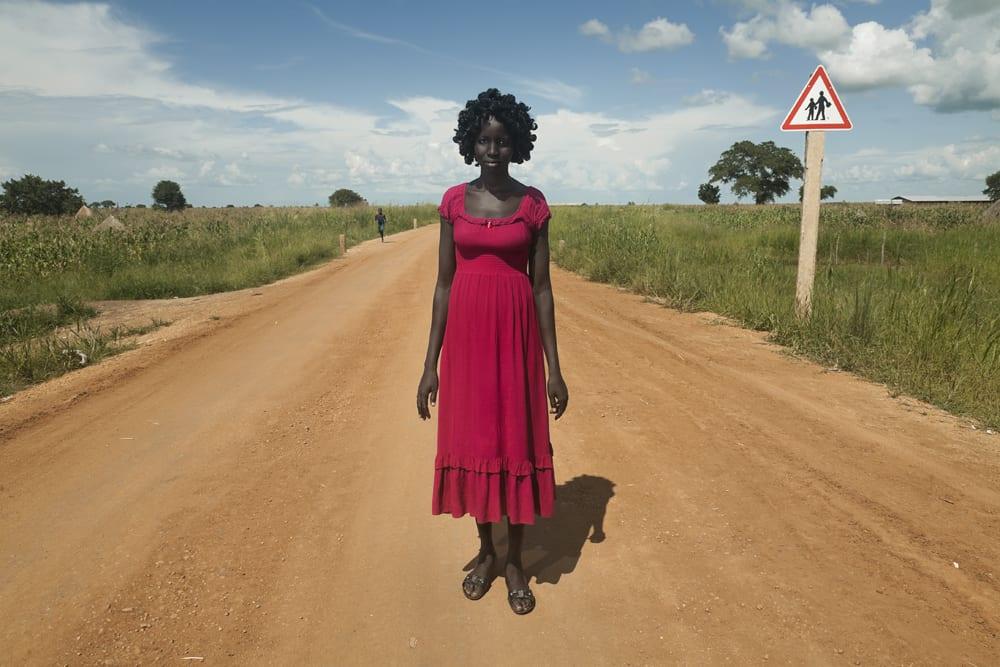 Nyaret Ojulu, 2012. From the series Lo Inevitable © Antonio Perez Rio