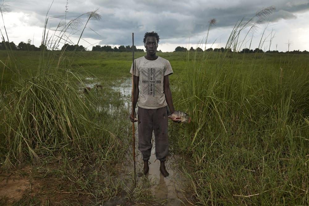 Omod Obong, 2012. From the series Lo Inevitable © Antonio Perez Rio