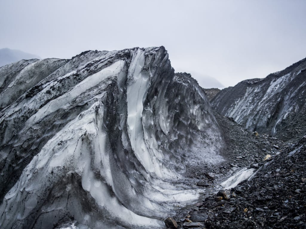 Photographer Corey Arnold spent three weeks in the Svalbard archipelago for Project Pressure. Image © Corey Arnold