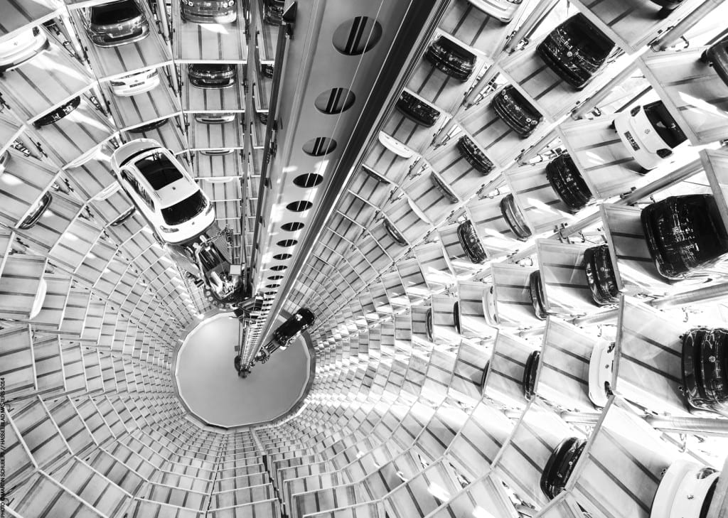 Winner in the Architecture category: Martin Schubert, Denmark