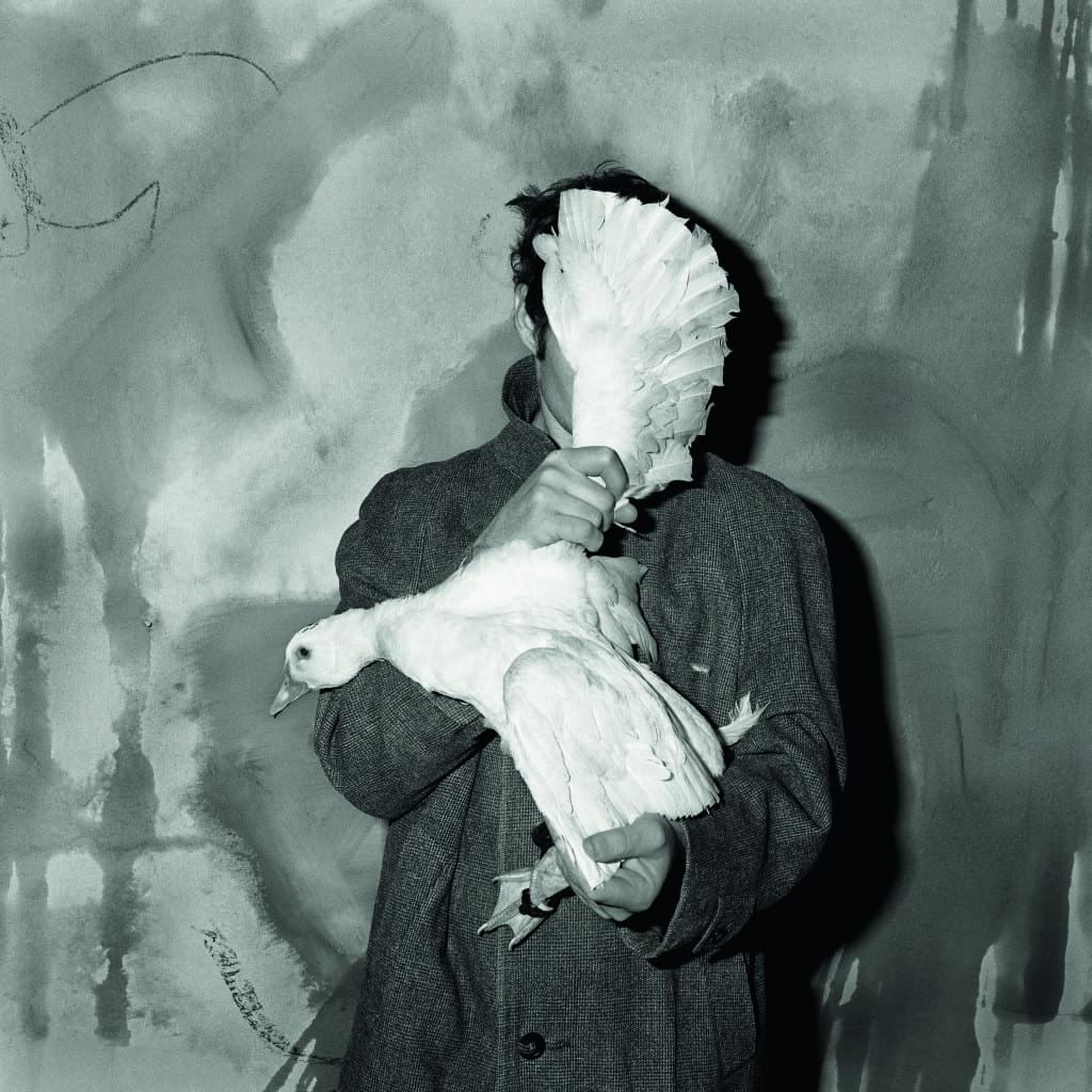 Blinded, 2005 © Roger Ballen