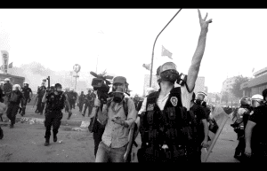 Witnessing Gezi by Emin Özmen, for Agence Le Journal