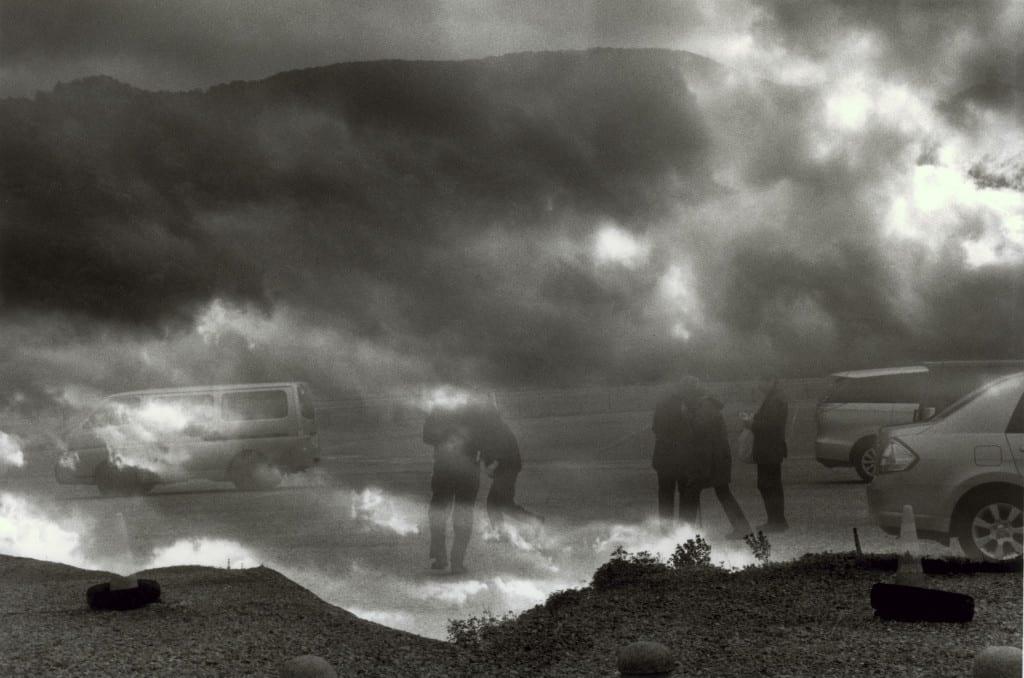 Osorezan, People #1, from the series Osorezan, Goshogawara © Akiko Takizawa
