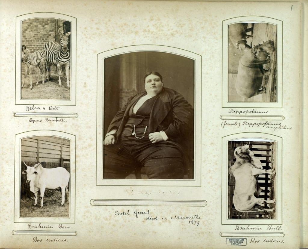 Page 1 from Benjamin Stone's originalAlbum 31,1868-79 © The Library of Birmingham