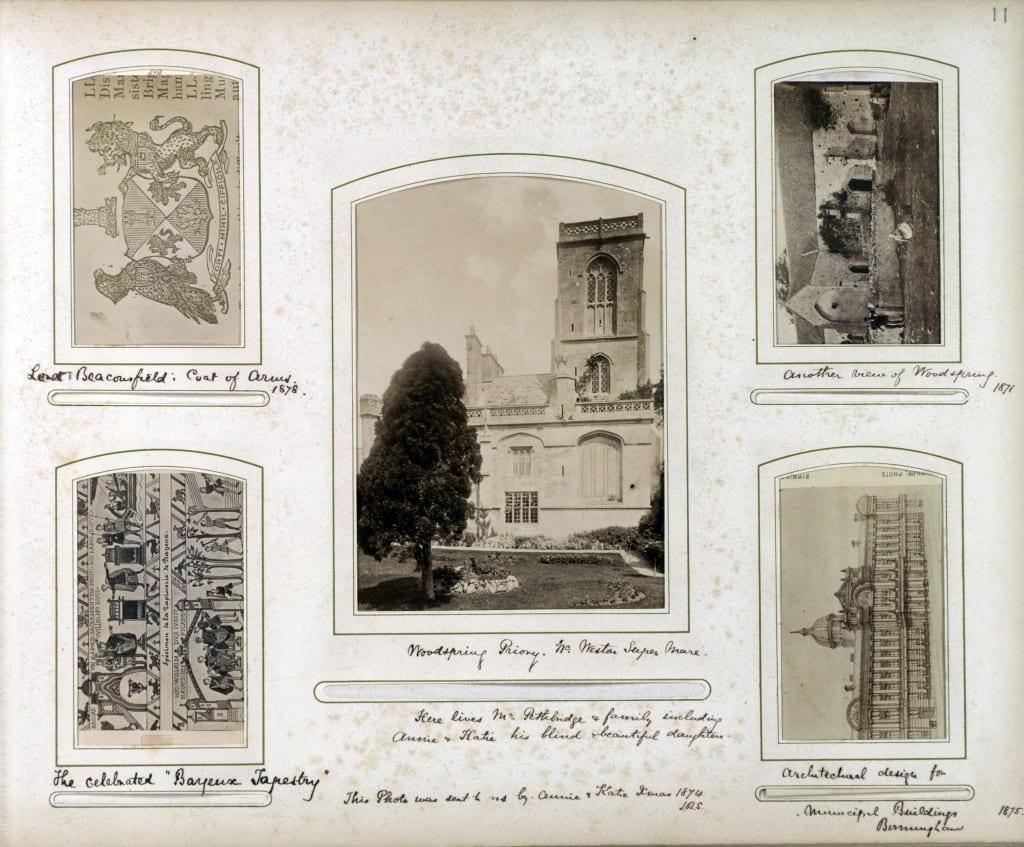 Page 11 from Benjamin Stone's originalAlbum 31,1868-79 © The Library of Birmingham