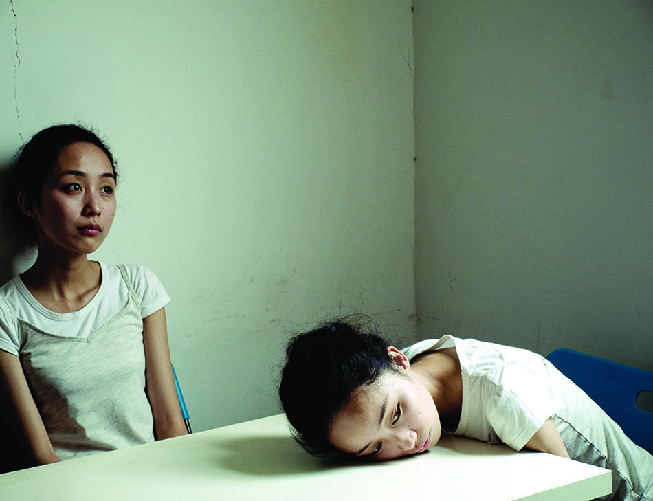 The two of us, from HUNGRY STILL, 2014 © Fan Shi San