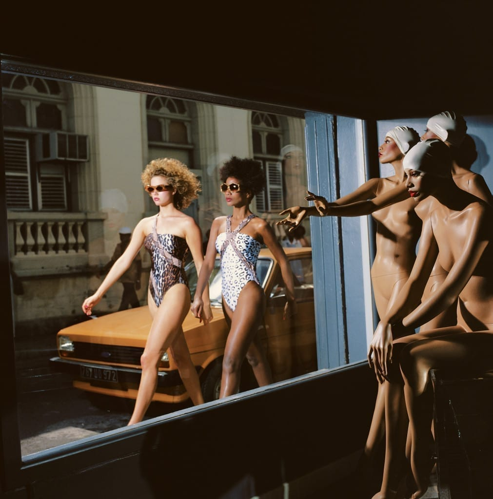 Vogue Paris, May 1975 by Guy Bourdin