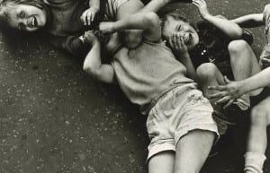 Children on the Road, Southam Street, 1956 © Roger Mayne