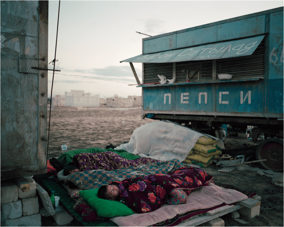 © Chloe Dewe Mathews, from the collection Caspian