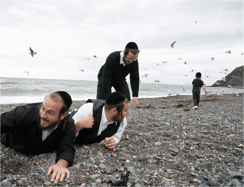 © Chloe Dewe Mathews, from the collection Hasidic Holiday