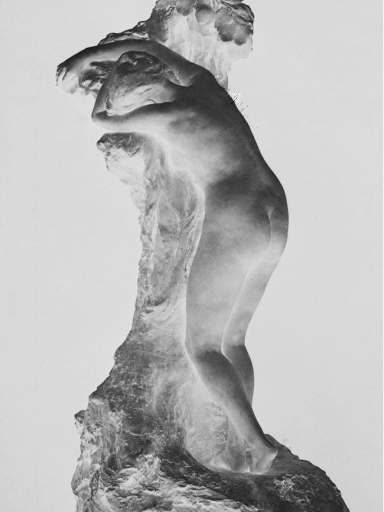 Untitled, from Fractal Scars, Salt Water and Tears © Esther Teichmann