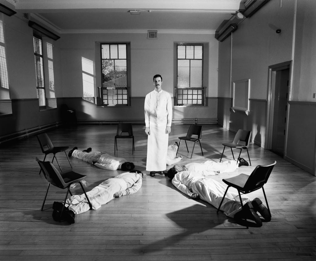 From the series, Maryhill Peoples Group and Community Hall © Gemma Dagger