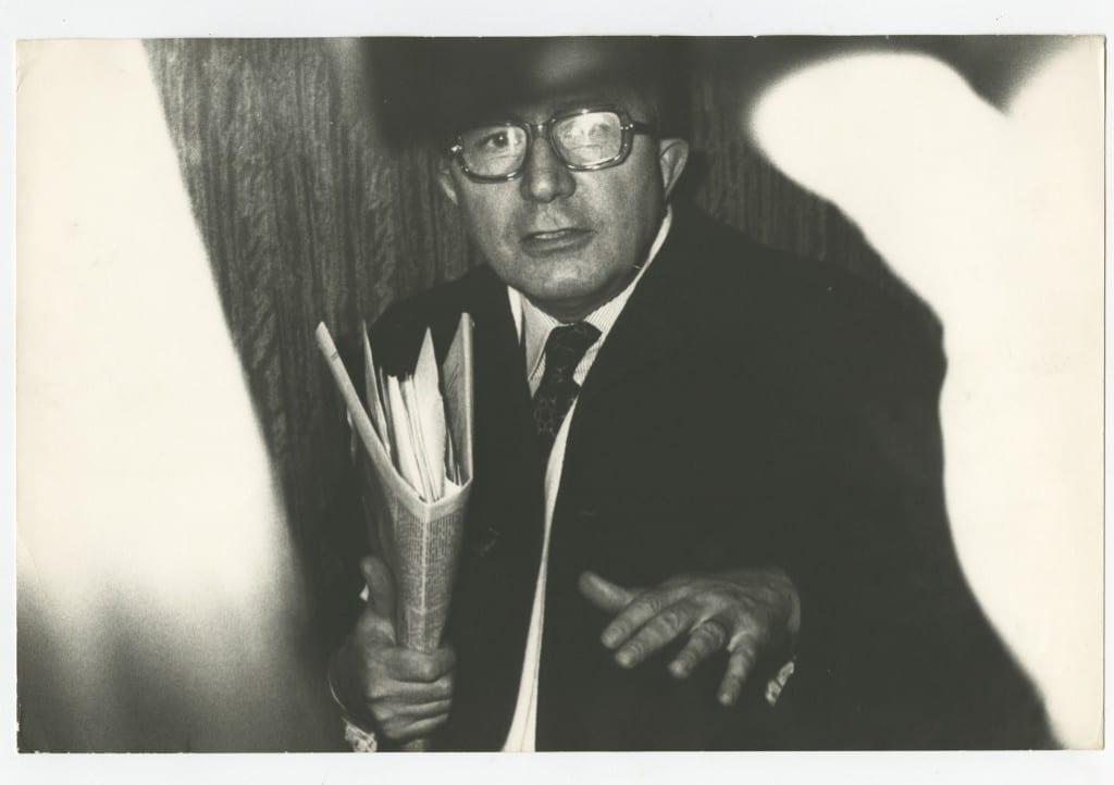 Giulio Andreotti, c1970s © Team Editorial Services/Alinari