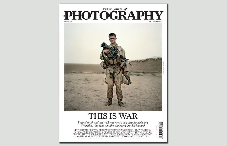 August cover. Image © Adam Ferguson