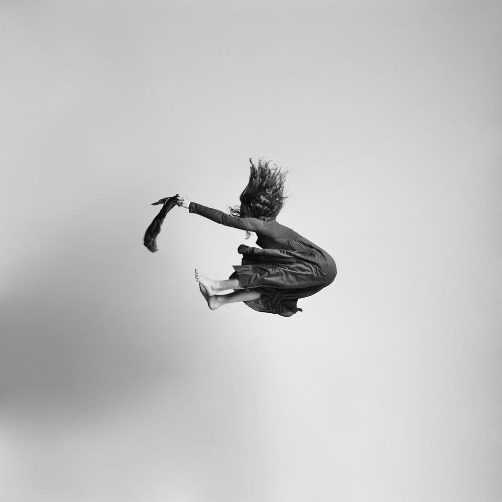 Arianna from the series, Gravity. Image © Tomas Januska