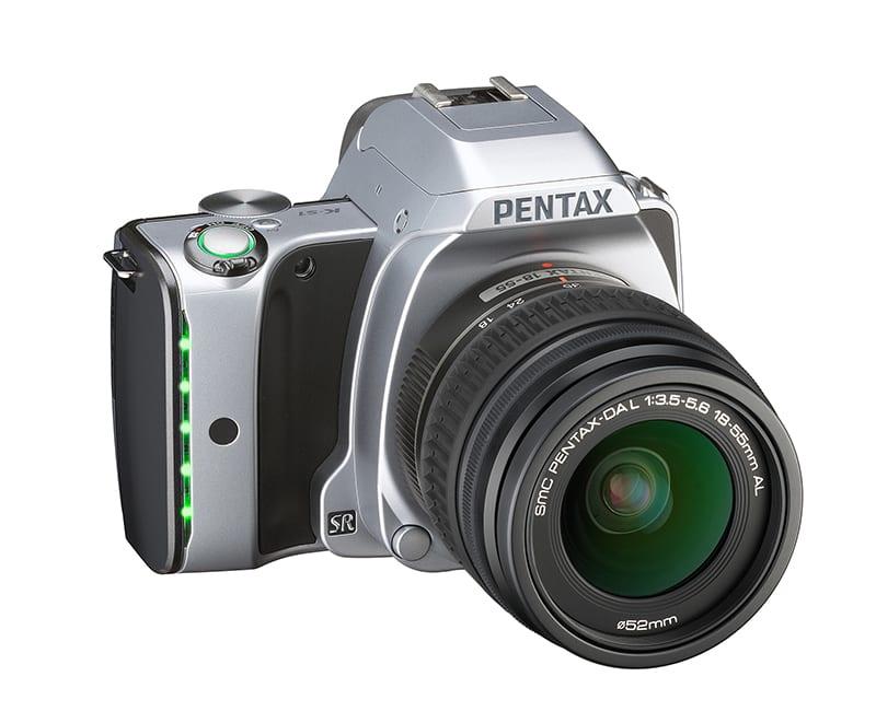 Pentax announces the K-S1