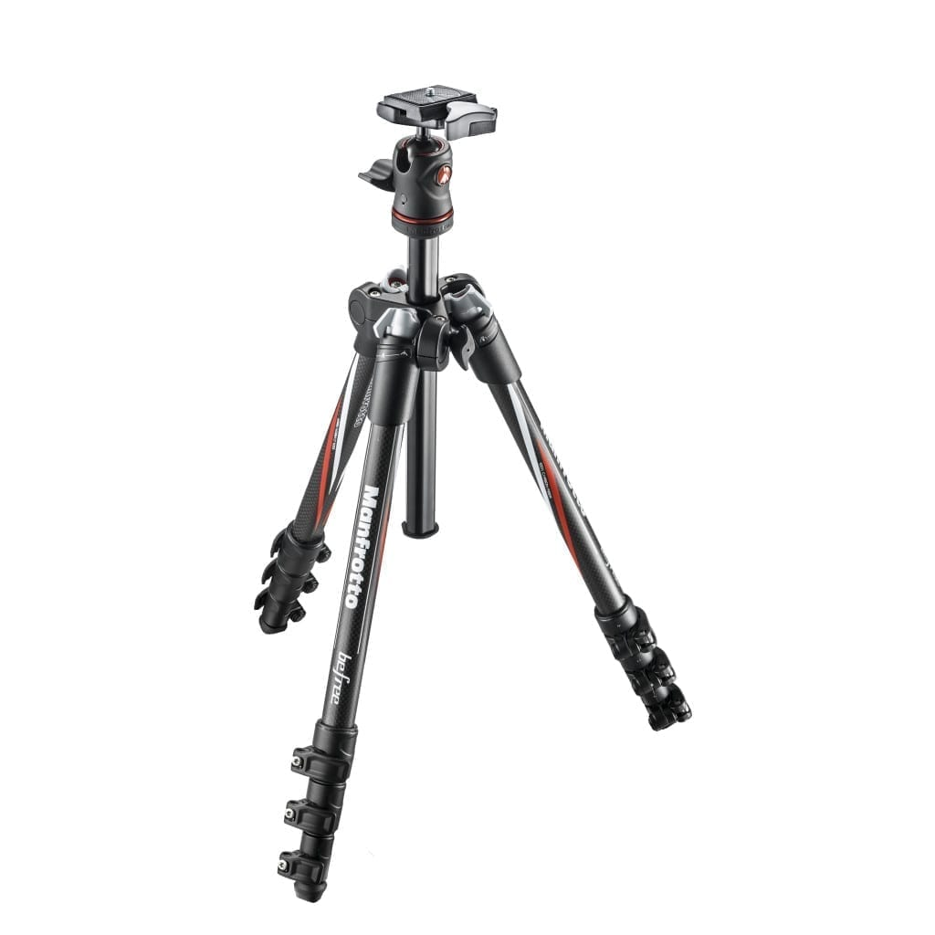 Manfrotto's new Befree Carbon tripod