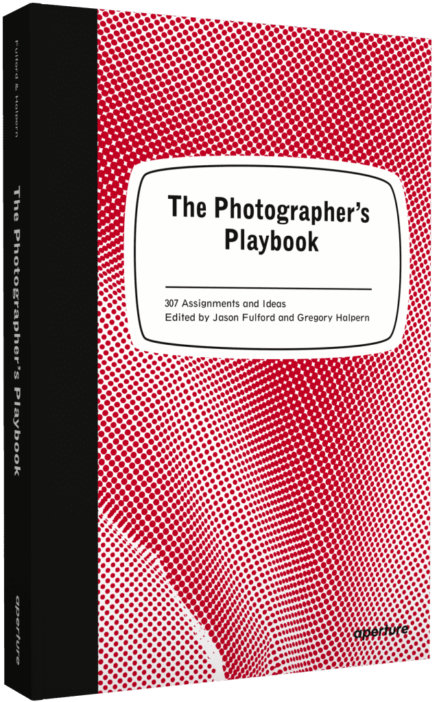 Cover of the new Aperture title edited by Jason Fulford and Gregory Halpern