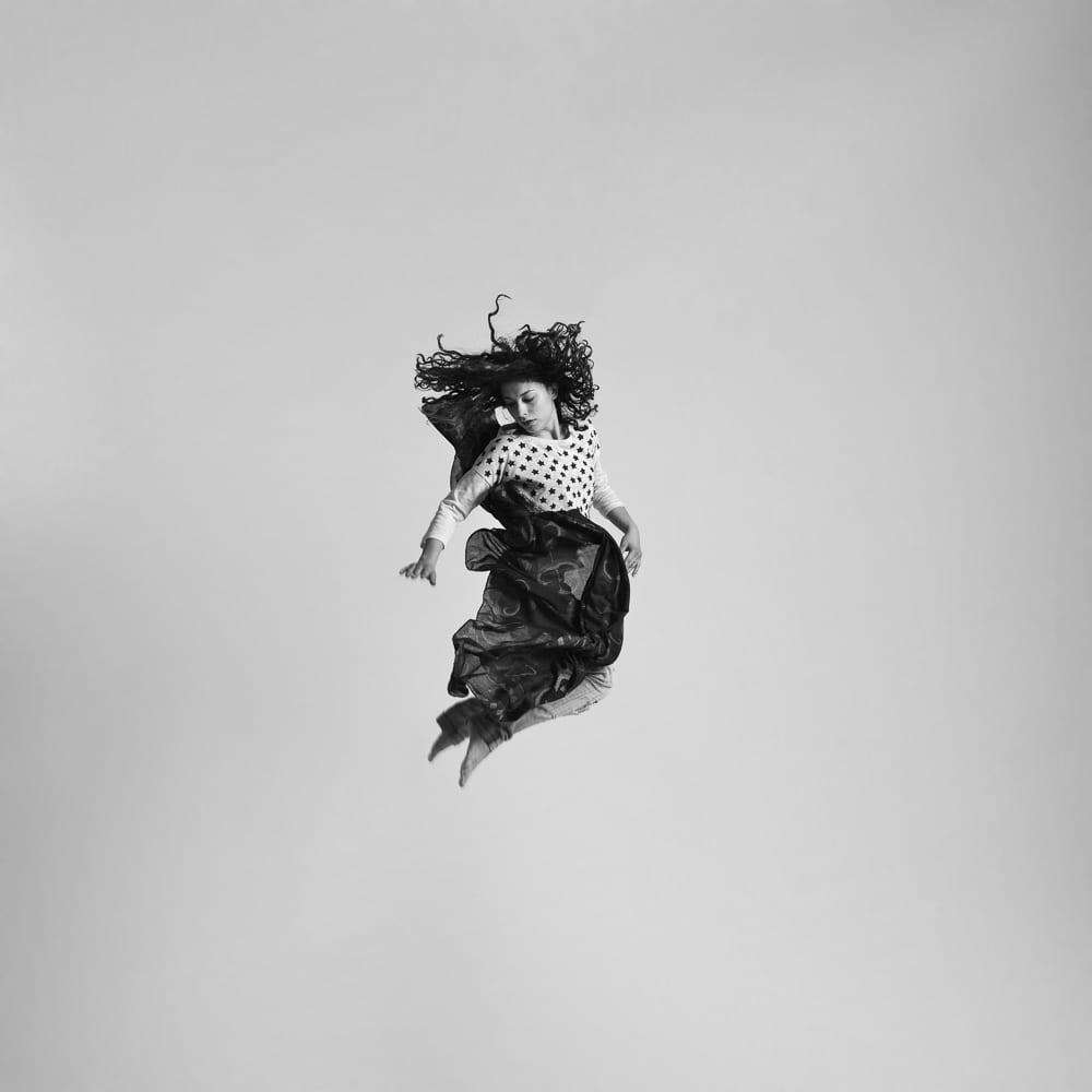 Sabrina from the series, Gravity. Image © Tomas Januska