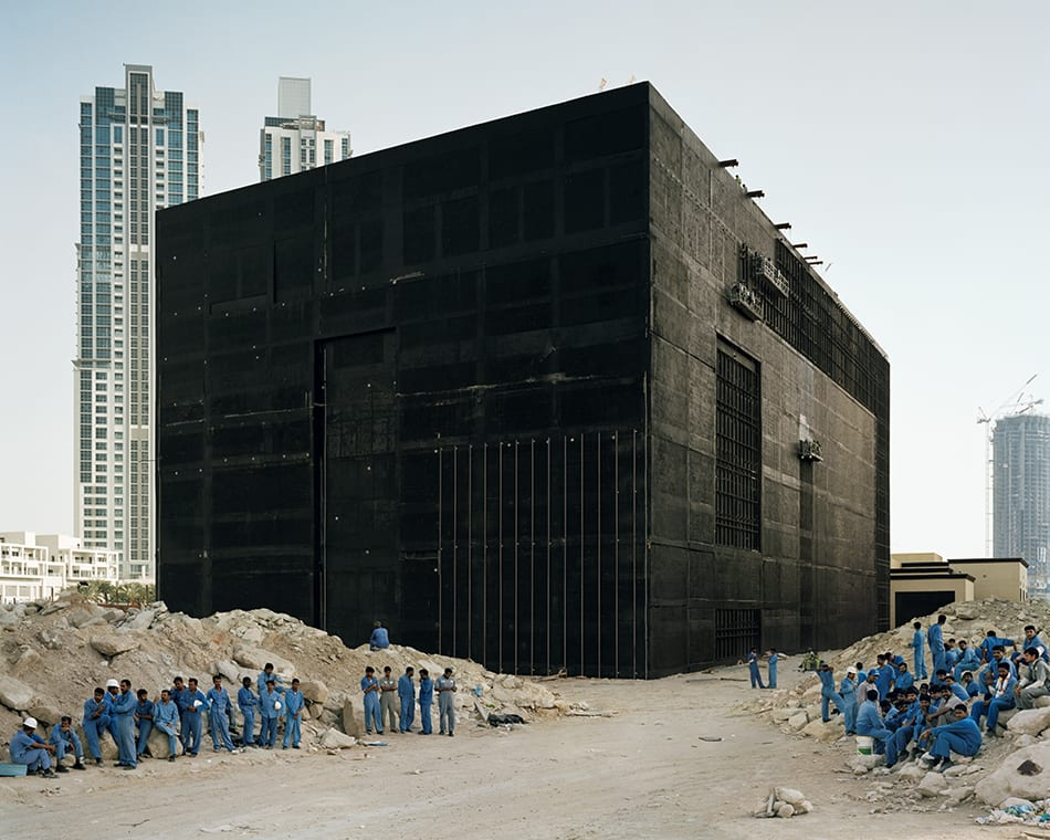Cooling Plant, Dubai, 2009. Image © Bas Princen