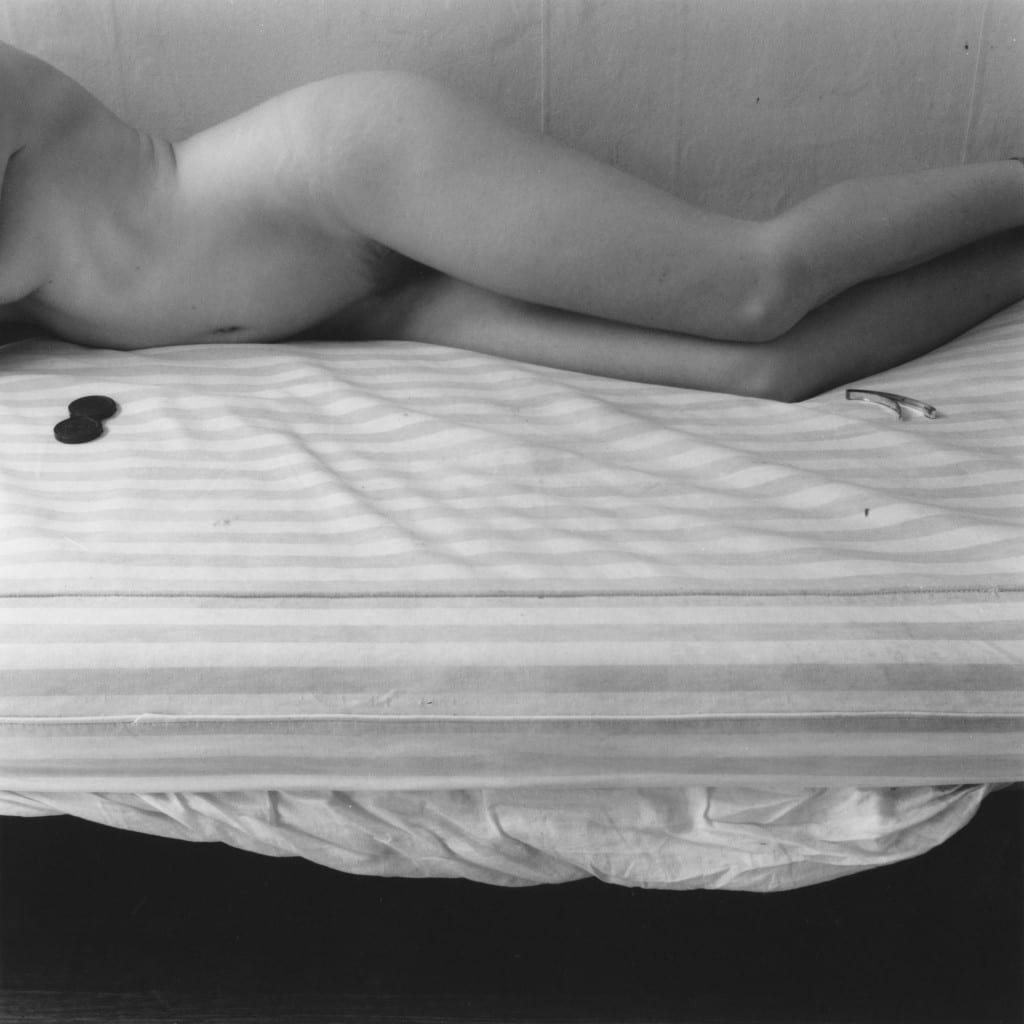 Untitled, New York, 1979-80. Image courtesy George and Betty Woodman, and Victoria Miro, London © The Estate of Francesca Woodman