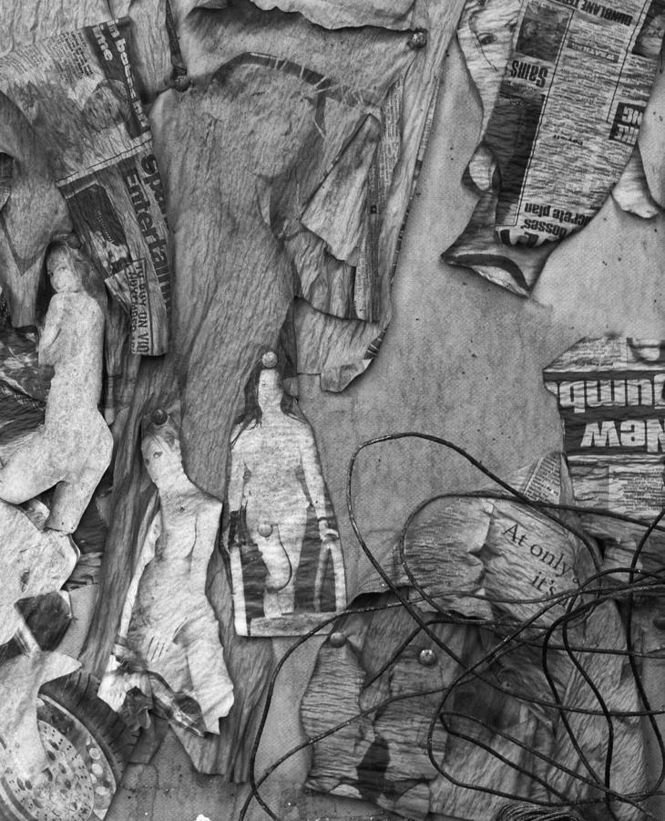 Girls and Gloves, 2013. Image © Tereza Zelenkova