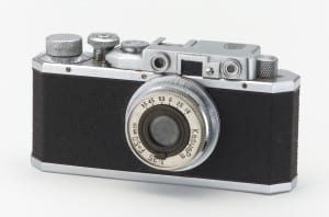The Kwanon, Canon's first camera, was created in 1934