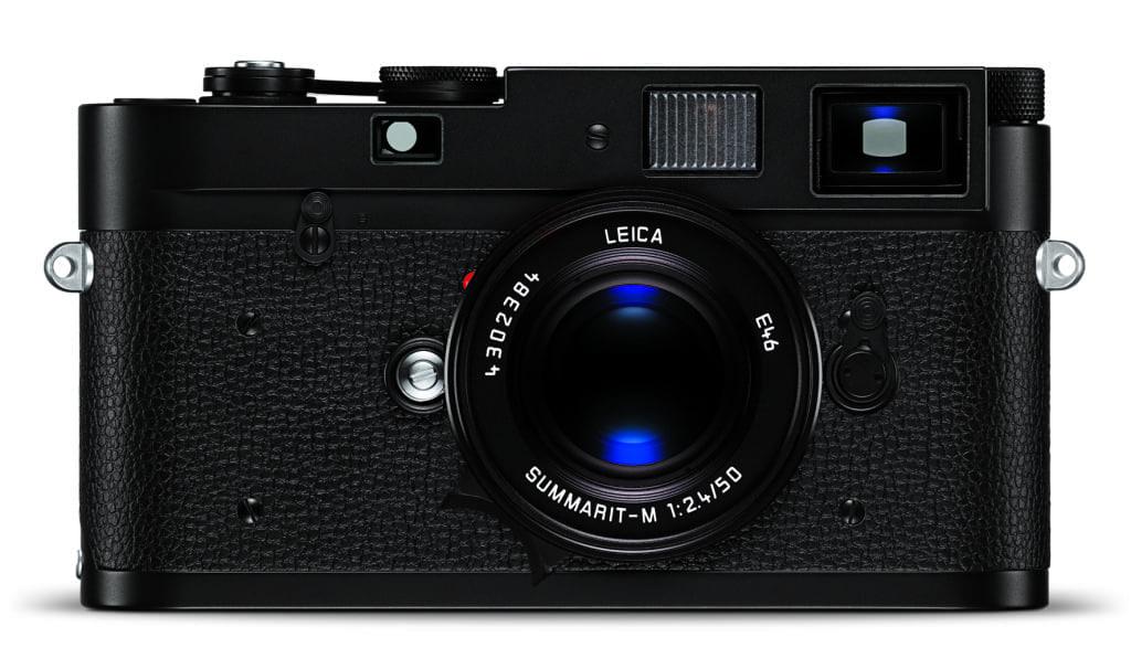 Leica M-A mechanical 35mm rangefinder camera
