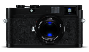 Leica M-A mechanical 35mm rangefinder camera