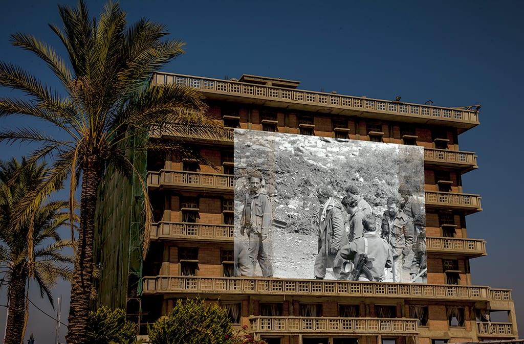 Image © Ania Dabrowska, Lebanese Archive 2014