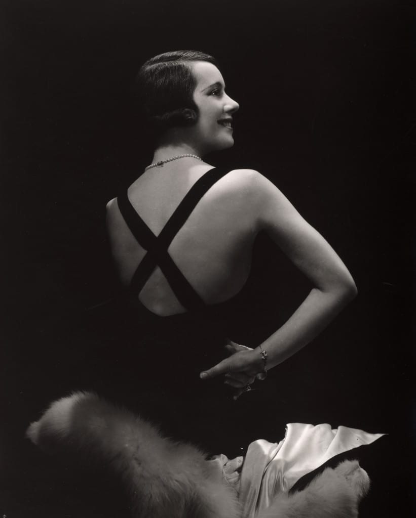 Lily Pons, 1932. The Art Institute of Chicago, bequest of Edward Steichen by direction of Joanna T. Steichen and George Eastman House. © 2014 The Estate of Edward Steichen/Artists Rights Society (ARS), New York