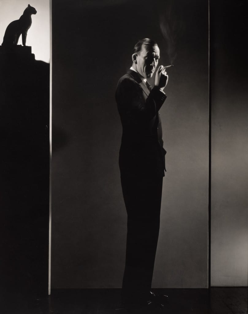 Noel Coward, 1932. Bequest of Edward Steichen by direction of Joanna T. Steichen and George Eastman House