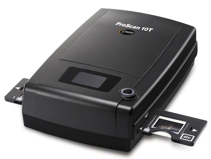 Kenro Reflecta ProScan 10T Film Scanner