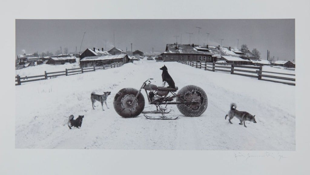 Solovki, White Sea, Russia 1992. Image © Pentti Sammallahti