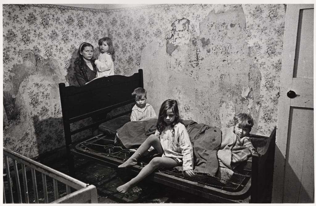 Birmingham, January 1969. Image © Nick Hedges / National Media Museum, Bradford