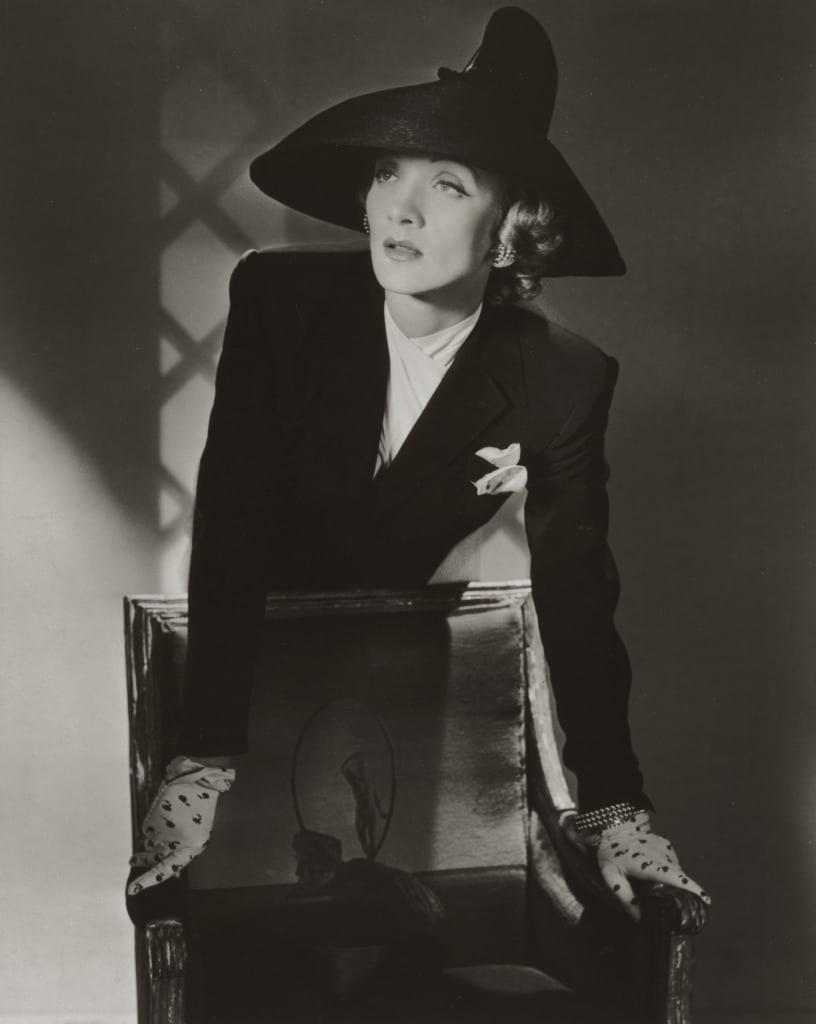 Marlene Dietrich, New York, 1942 © Conde Nast, Horst Estate.jpg