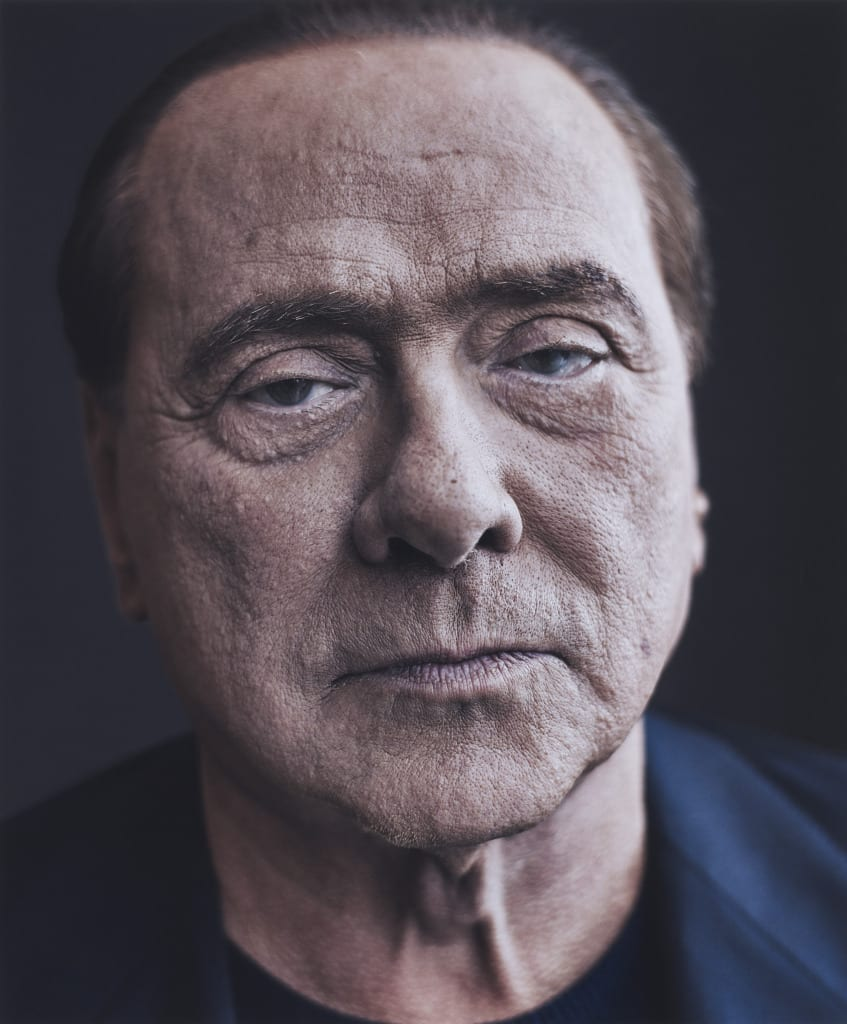 Silvio Berlusconi © Paul Stuart