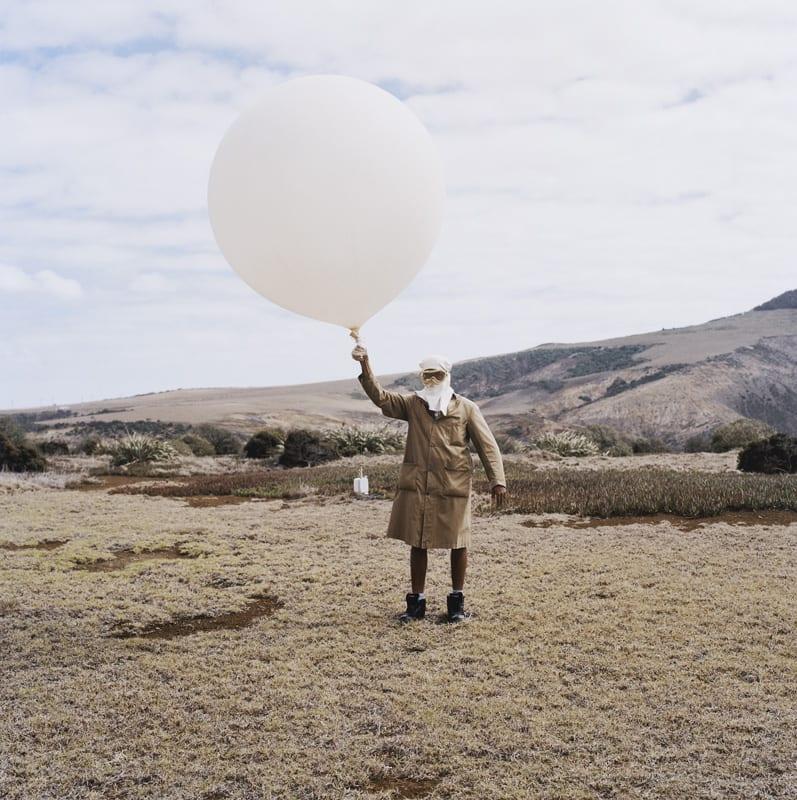Marcus Henry, Meteorological Station, St Helena Island © Jon Tonks
