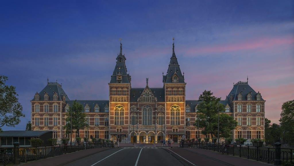 Rijksmuseum, 2014 by John Lewis Marshall