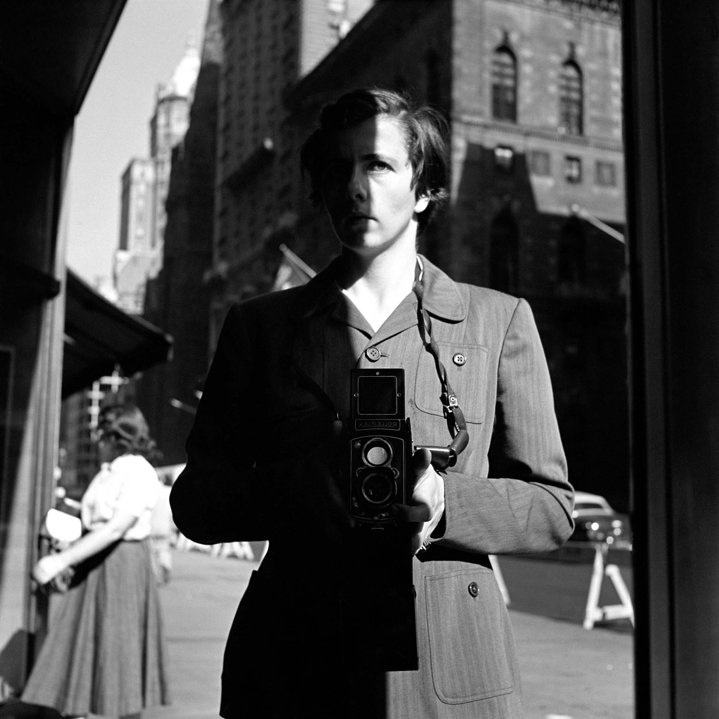 Vivian Maier, the secret photographer