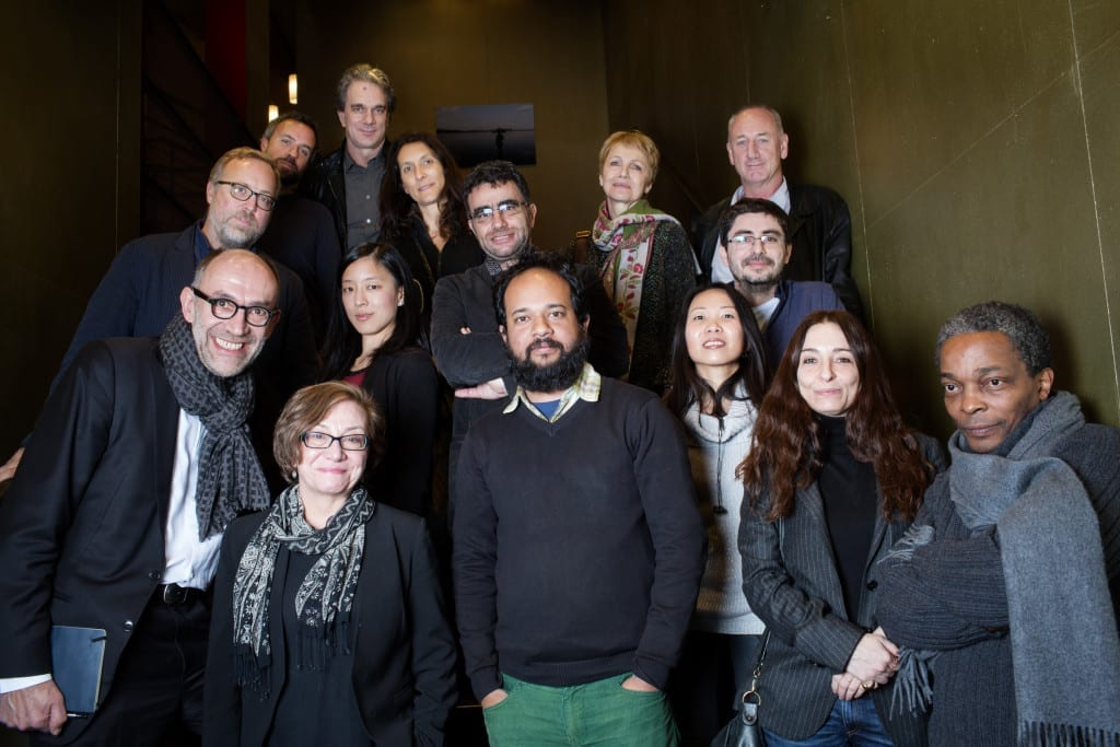 World Press Photo Contest 2015: The members of the specialised and general jury in Amsterdam (c) Bas de Meijer
