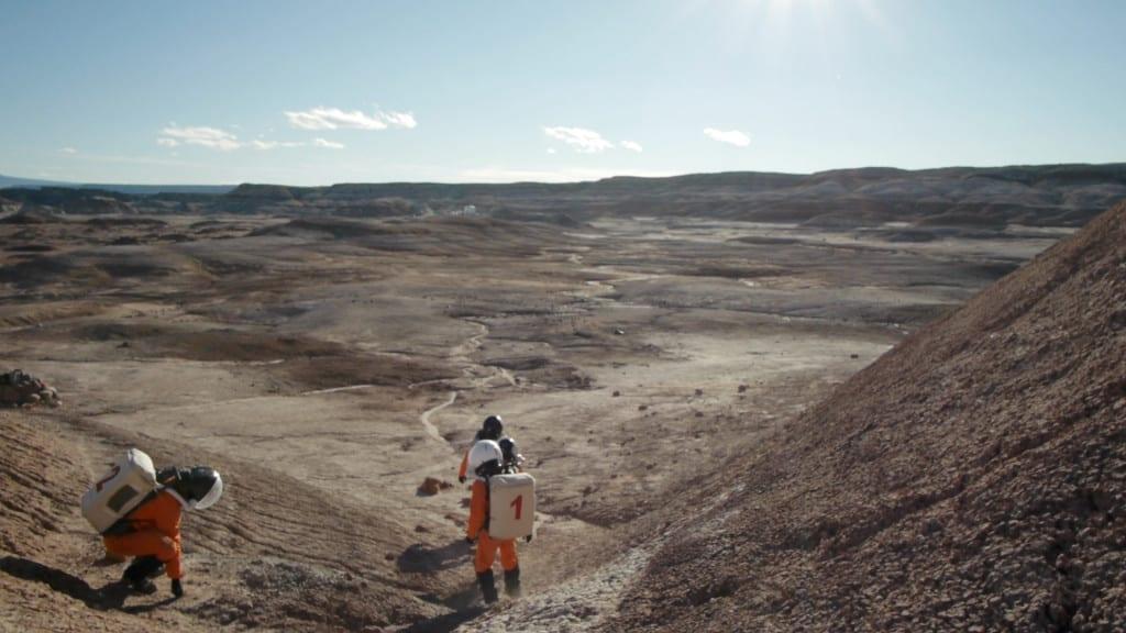The Mars Desert Research Station, Utah, 2014 (from EXIT) © Kel O'Neill & Eline Jongsma