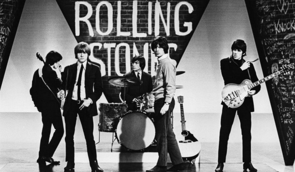 The Rolling Stones – 53 years in photography – British ...