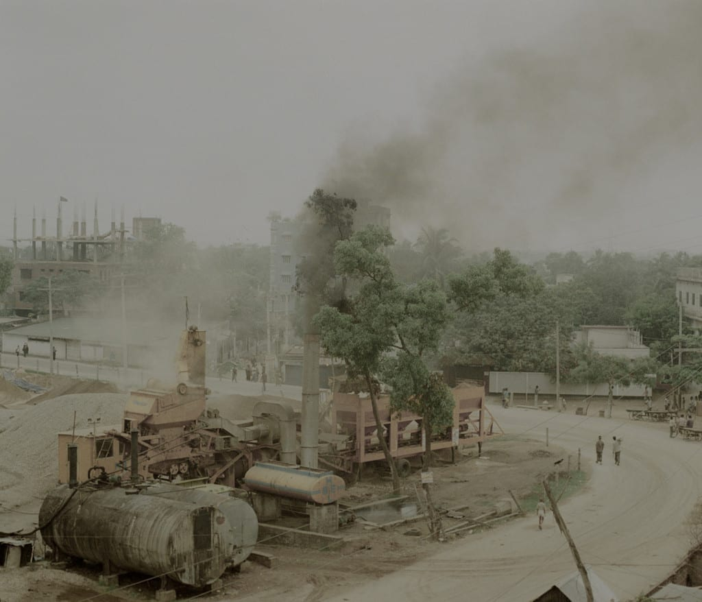 Image © Rasel Chowdhury, from the series Desperate Urbanization