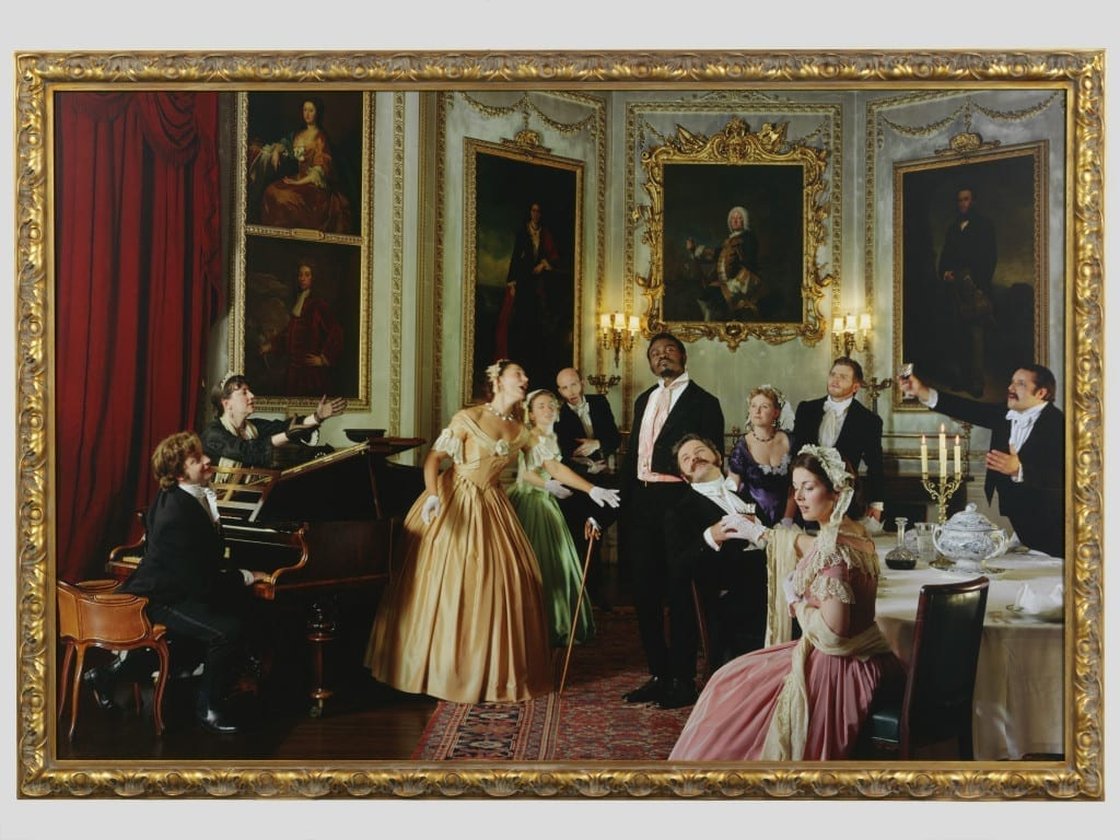 Diary of a Victorian Dandy © Yinka Shonibare